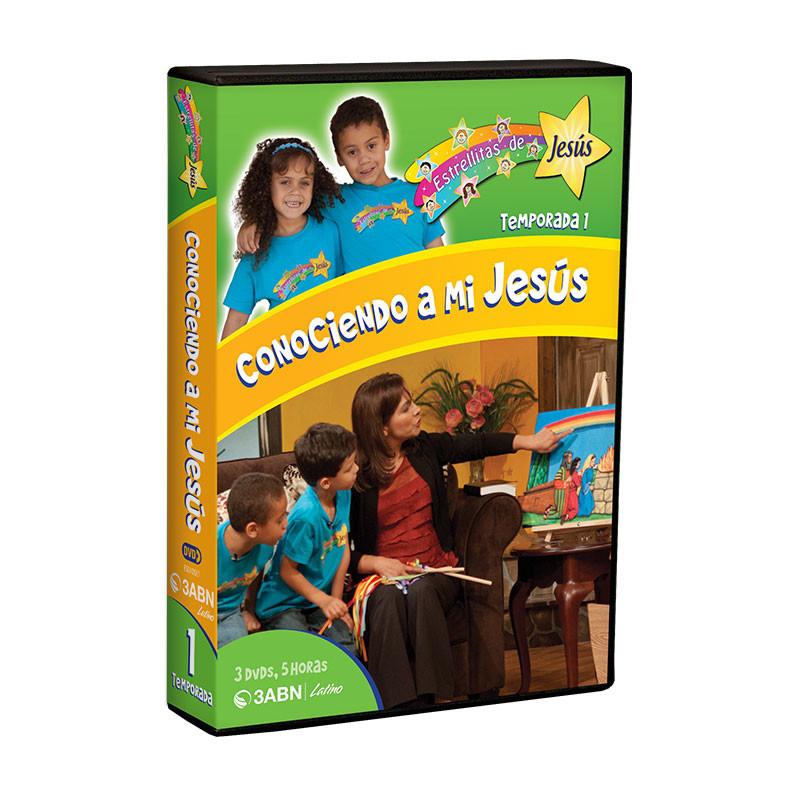 Estrellitas de Jesus Set 1 DVD
