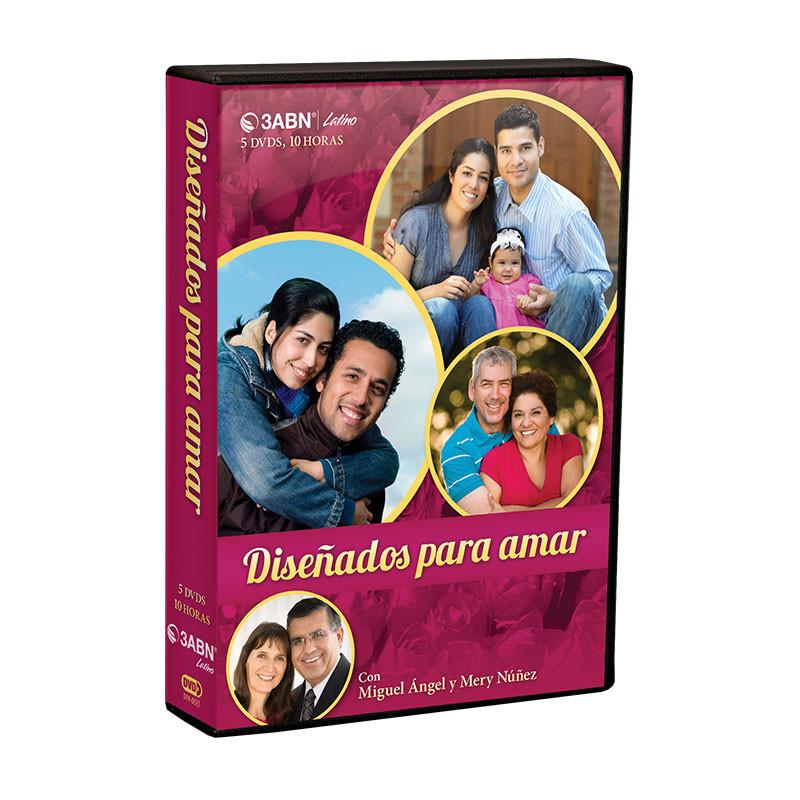 Disenados para amar DVD