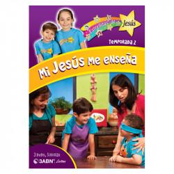 Estrellitas de Jesus Set 2 DVD