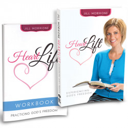 HeartLift Book and Workbook