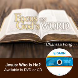 Jesus: Who is He?