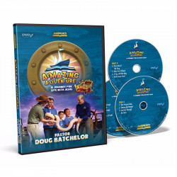 Amazing Adventure DVD Set