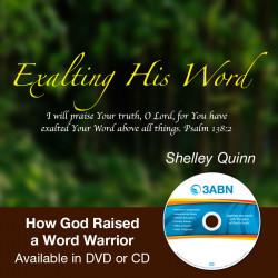 How God Raised Up a Word Warrior