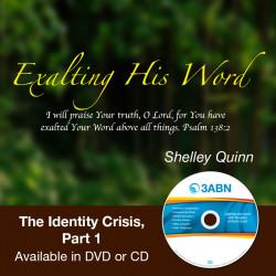 The Identity Crisis, Part 1