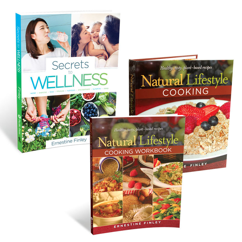 Ernestine Finley Cookbook Promo