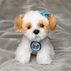 Kids Network Ginger Plush Dog