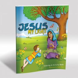 Jesus My Light Coloring Book