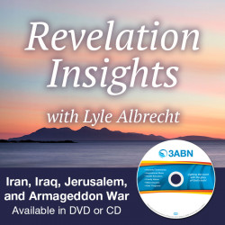 Iran, Iraq, Jerusalem, and Armageddon War