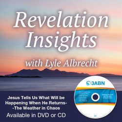 Jesus Tells Us What Will be Happening When He Returns--The Weather in Chaos