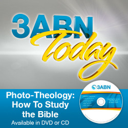 Photo-Theology: How To Study the Bible
