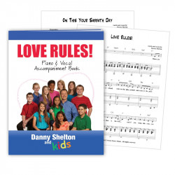 Love Rules Songbook