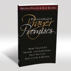 Passionate Prayer Promises...