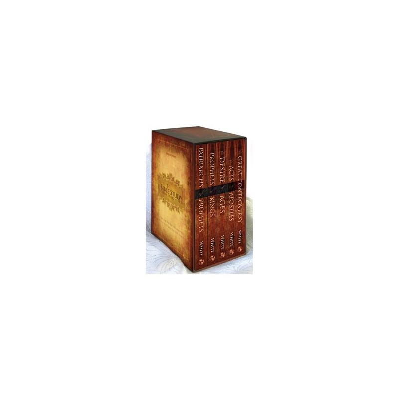 Bible Study Companion 5 book set