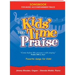 Kids' Time Praise Songbook