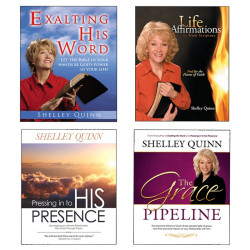 Shelley Quinn Four Book Combo