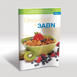 Breakfast by 3ABN Recipe Book