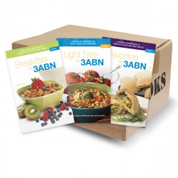 3ABN Recipe Book Variety Case