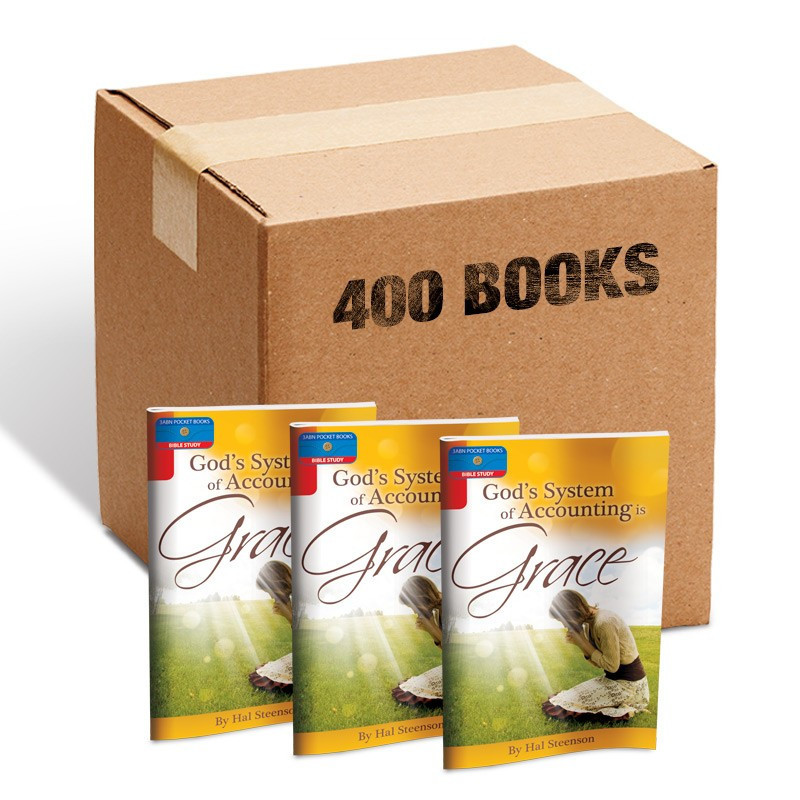 God's System of Accounting is Grace - Case of 400