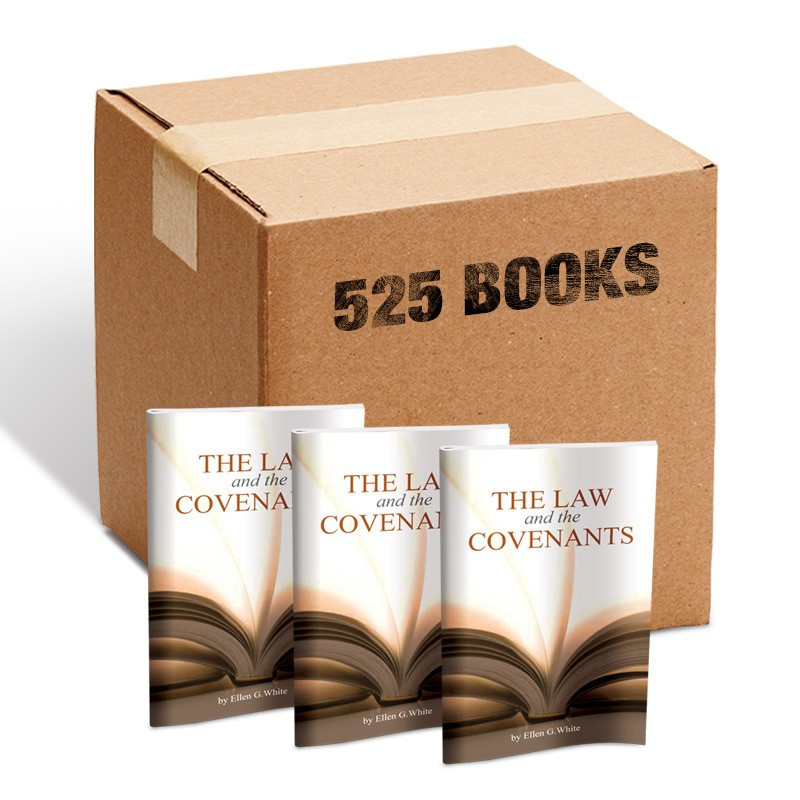 The Law and the Covenants - Case of 525