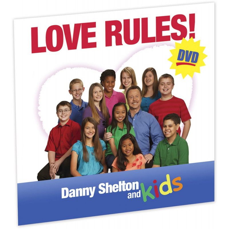Love Rules DVD