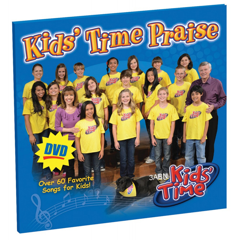 Kids Time Praise DVD