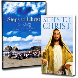 Steps to Christ in Song DVD...