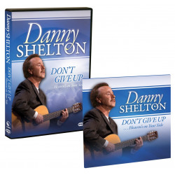 Don't Give Up - DVD & CD Combo