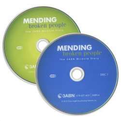 Mending Broken People DVDs