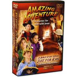 Amazing Adventures DVD set