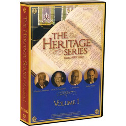 Heritage Series Volume 1 DVD