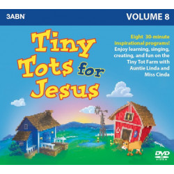Tiny Tots for Jesus Volume...