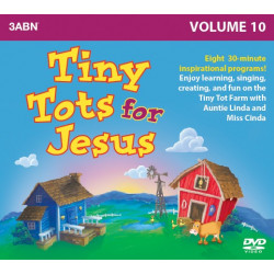 Tiny Tots for Jesus Volume...