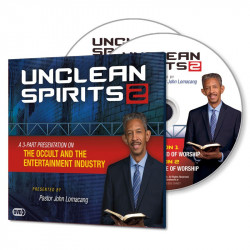 Unclean Spirits 2 DVD Set