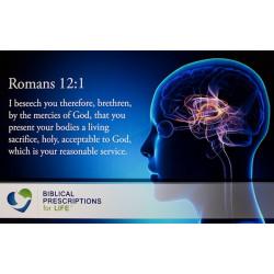 Biblical Prescriptions for Life - DVD