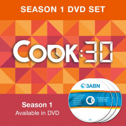 Cook:30 Season 1 DVD Set