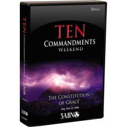 2008 Ten Commandments DVD Set