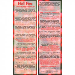 Hell Fire - 3ABN Study Mark Pack