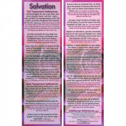 Salvation - 3ABN Study Mark Pack
