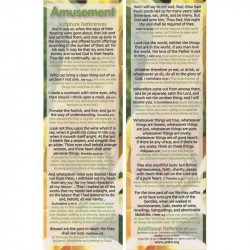 Amusement - 3ABN Study Mark Pack