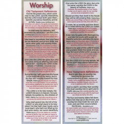 Worship - 3ABN Study Mark Pack