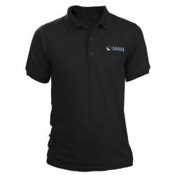 3ABN Polo Shirt - Black