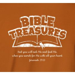 Bible Treasures T-Shirt