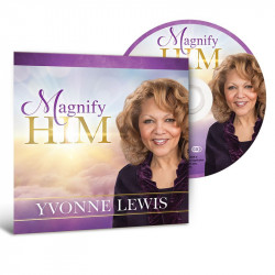 Magnify Him - Yvonne Lewis (CD)