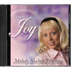 Count It As Joy - CD