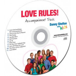 Love Rules! - Split Track CD