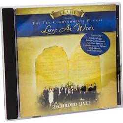 Love At Work CD