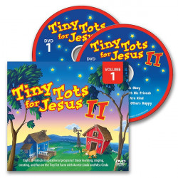 Tiny Tots for Jesus II
